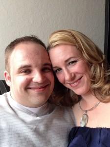 Brenda and Glenn