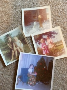 Collection of photos from my childhood