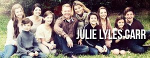 Julie's family